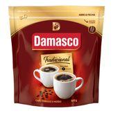 Café Torrado e Moído Tradicional Damasco Pouch 500g