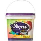 Bebida Mista Açaí com Guaraná Brasfrut Pote 3,6kg