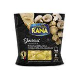 Gran Ravióli Recheio Trufa Branca, Cogumelos e Queijo Rana Gourmet Sachê 250g