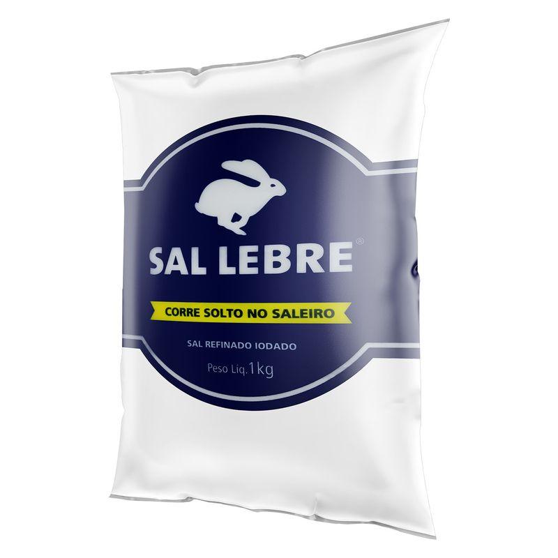 Sal-Refinado-Iodado-Lebre-Pacote-1kg