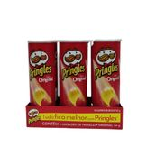Salgadinho de Batata Sabor Original Pringles Pack com 3 Unidades 114g