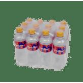 Água Mineral Natural com Gás Minalba Garrafa Pack com 12 Unidades de 510ml Cada