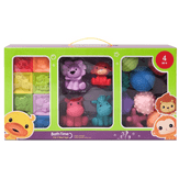 Conjunto de Brinquedo Hora do Banho 4+ YF 20 Unidades