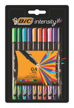 Caneta-Color-Bic-Intensity-Blister-10-Unidades