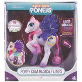 Brinquedo Poney com Luz e Música Lanard Caixa 1 Unidade