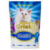 Areia Micro Sílica para Gato Chalesco Pacote 1,8kg