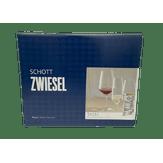 Conjunto 6 Taças Para Vinho Bordeaux Taste Schott 656ml