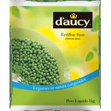 Ervilha Congelada D'aucy Pacote 1kg