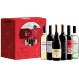 Kit de Vinhos Dia a Dia Experience Evino 6 Garrafas 750ml Cada