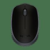 Mouse sem Fio LK-M170 Preto Logitech