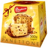 Panettone De Frutas Bauducco Caixa 500g