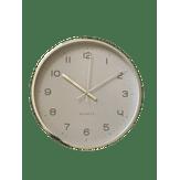 Relógio de Parede Dalas Branco Member's Mark