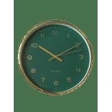 Relógio de Parede Dalas Verde Member's Mark