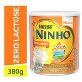 Composto Lácteo Zero Lactose Ninho Forti+ Lata 380g