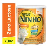 Composto Lácteo Zero Lactose Ninho Forti+ Lata 700g