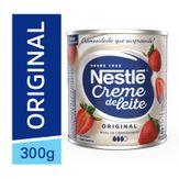Creme de Leite Esterilizado Nestlé Lata 300g