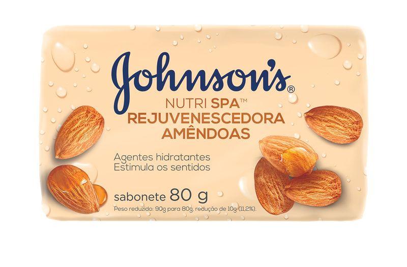 Sabonete-Johnsons-Amendoas-12x80g
