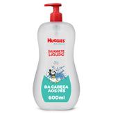 Sabonete Líquido Infantil Extra Suave Huggies Frasco 600ml
