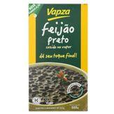 Feijão Preto Cozido no Vapor Vapza Caixa com 2 Unidades 250g Cada