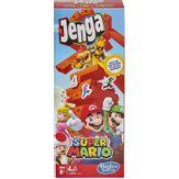 Jogo Jenga Super Mario Hasbro